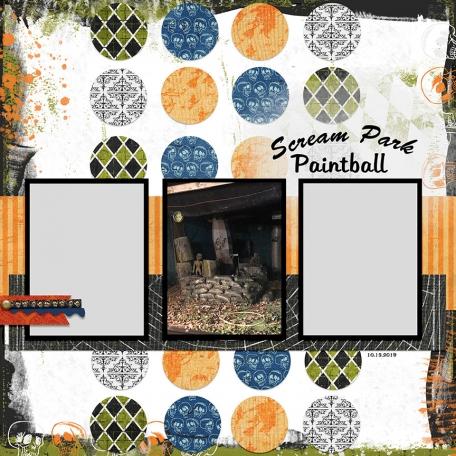 Scream Park Paintball