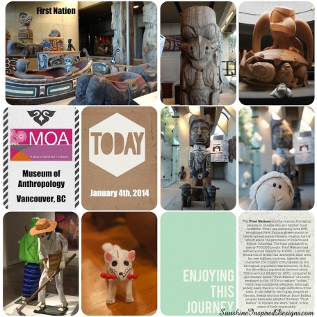 Museum of Anthropology, Vancouver (page 1)