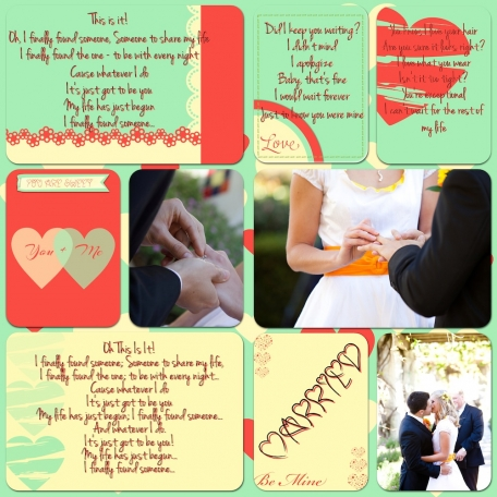 Our wedding Day (Page 4b)