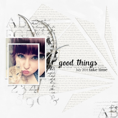 Good Things - July 2016