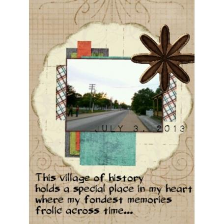It Takes A Village...