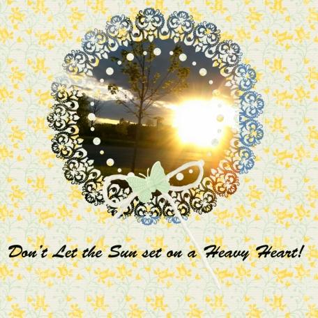Don't Let the Sun Set...