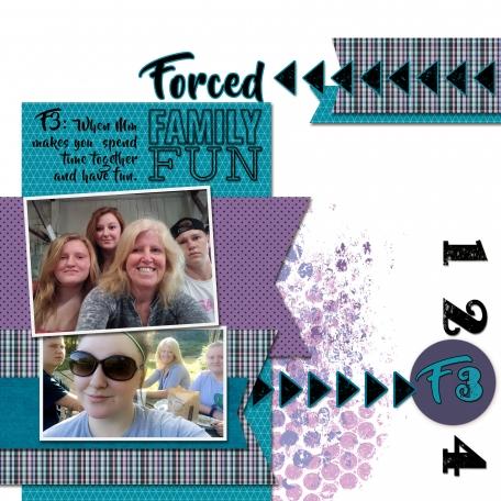 F3 - Forced Family Fun