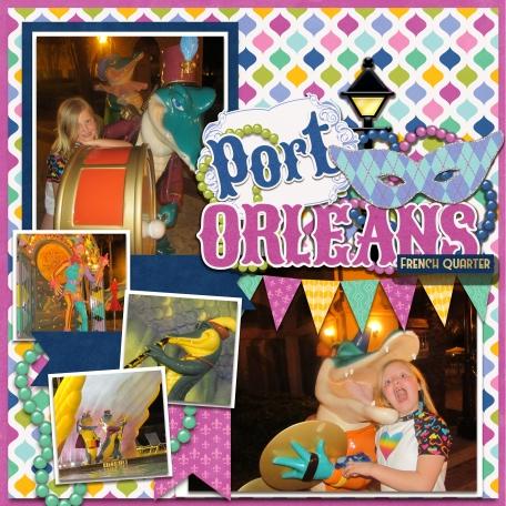 Port Orleans French Quarter