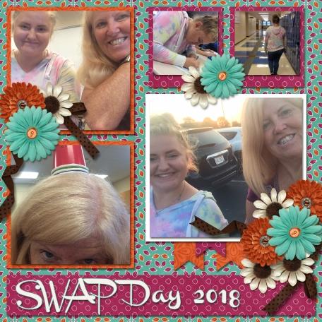 Swap Day Sage