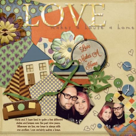 Love Makes A Home
