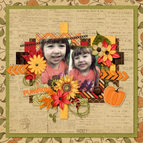 My Little Pumpkin - Lennon