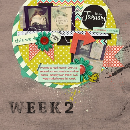 Week Two 2014