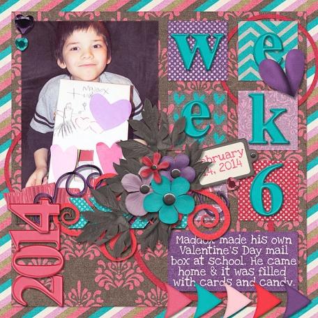 Week Six 2014