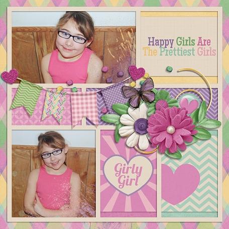 Girly Girl/Happy Girl