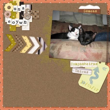 Eowyn & Una