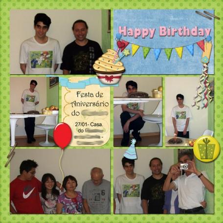 Happy Birthday - Side A