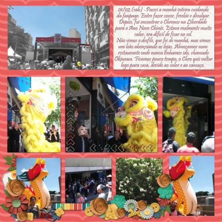 CNY 2014 - street celebration