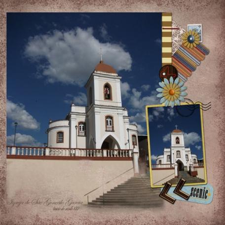 San Goncalo Garcia Church