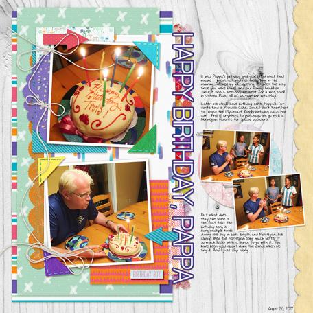 Happy Birthday, Pappa - AL