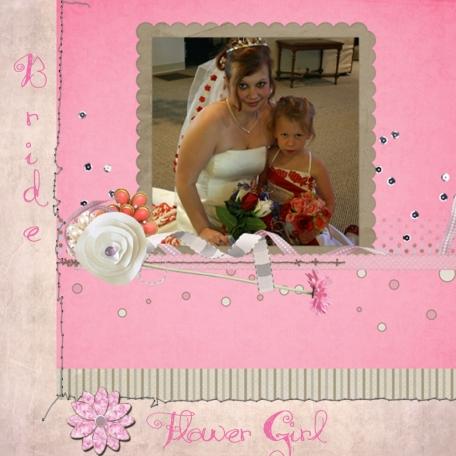 My daughter's wedding 2