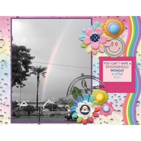 Rainbows and Ice Cream #2