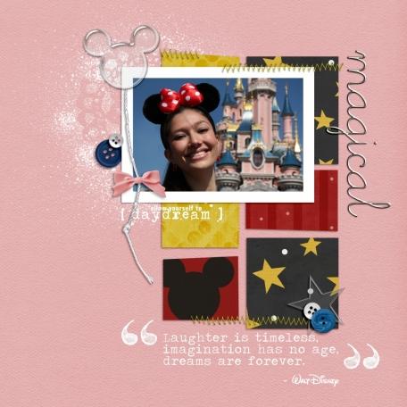 Magical Disney