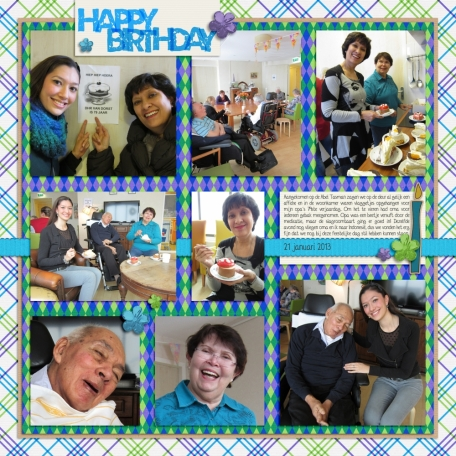 Grandpa's 79th Birthday