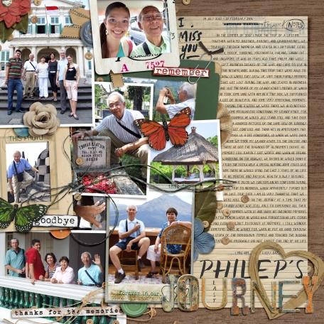 Philep's Last Journey