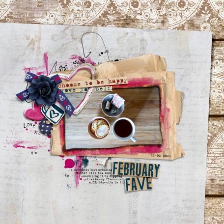 February Fave