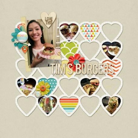 Tim's Burgers