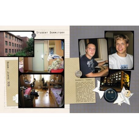 Student Dormitory