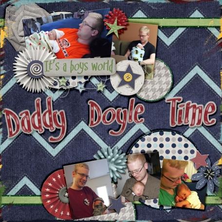 Daddy Doyle Time