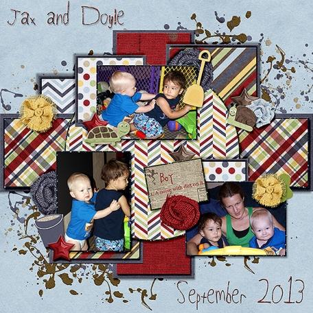Jax and Doyle September