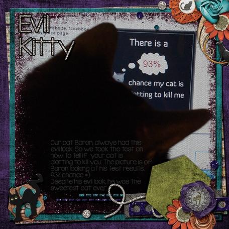 Evil Kitty