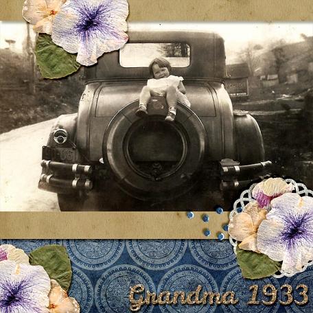 Grandma 1933