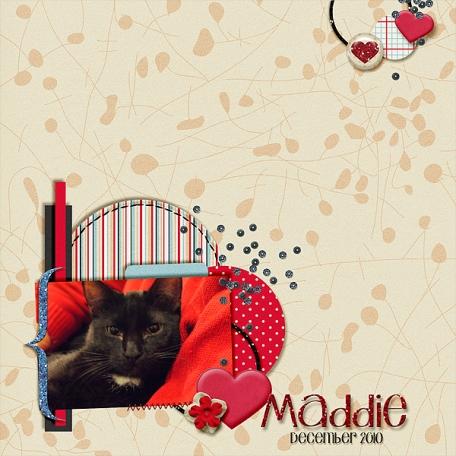 Maddie December