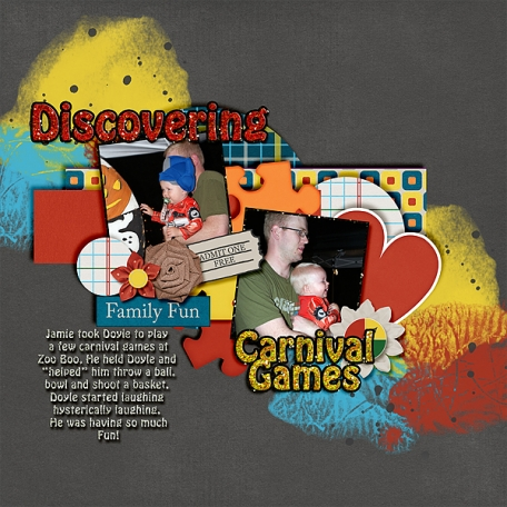 Discovering Carnival Games