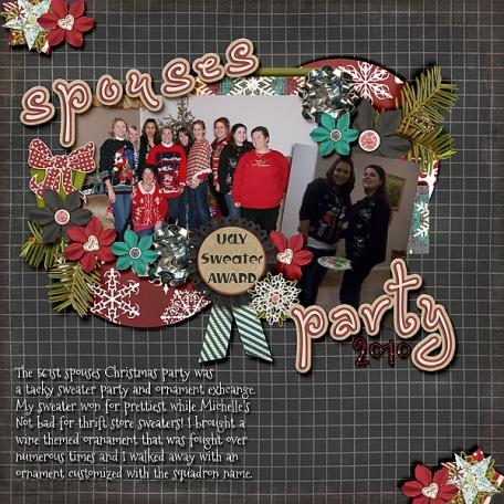 Spouses Party