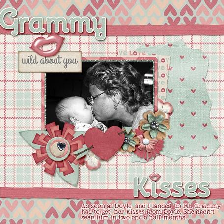 Grammy Kisses