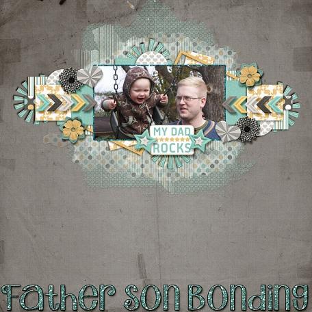 Father Son Bonding