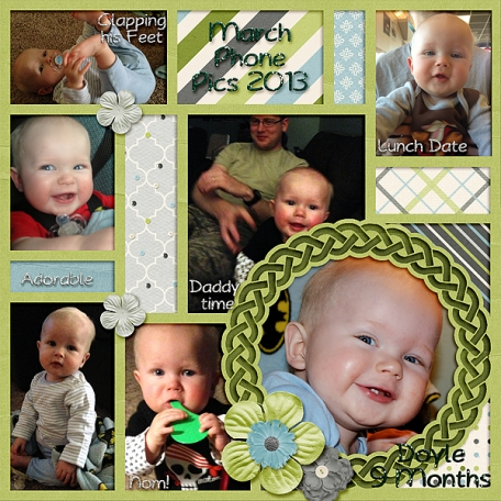 March 2013 wk 1