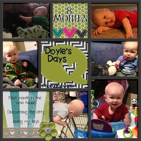 Doyle's Days Feb 2013