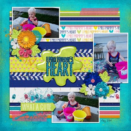 Melt Mommy's Heart