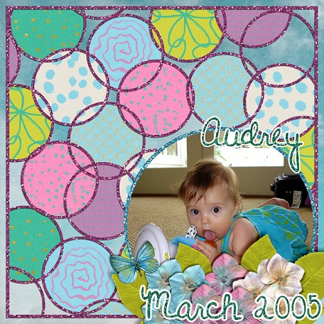 Audrey March 2005