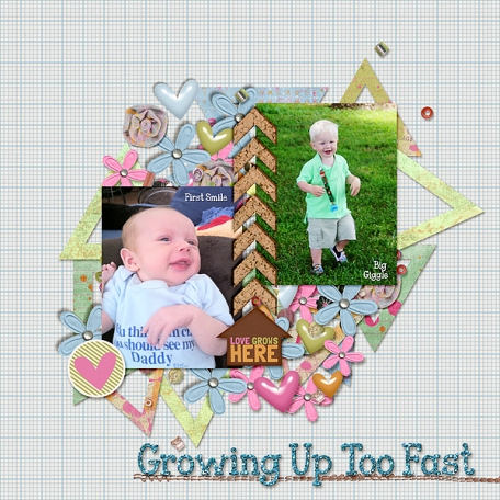 Growing Up Too Fast