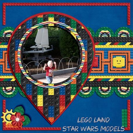 Legoland Stars Wars