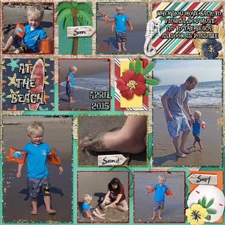 Beach 2015