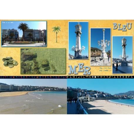 San Sebastian seaside 2019