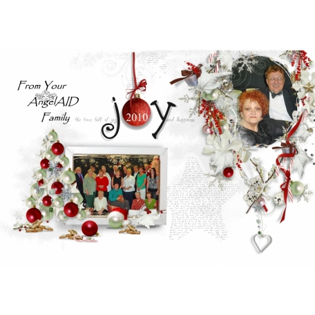 Merry Christmas from AngelAID