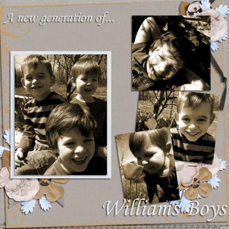 The Williams Boys