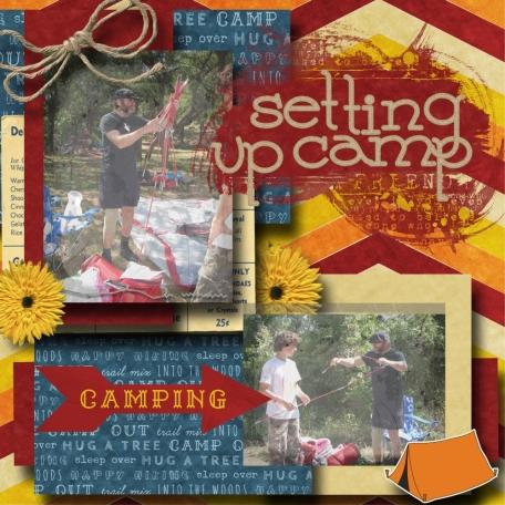 Camping 2009