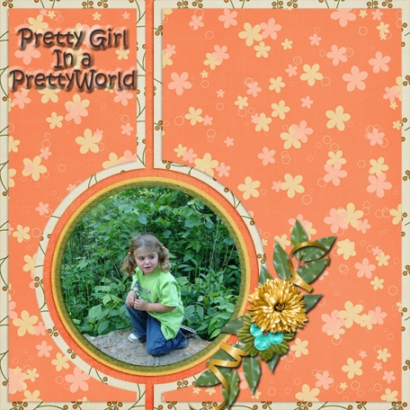 Pretty Girl in a Pretty World