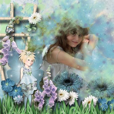 My Spring Angel