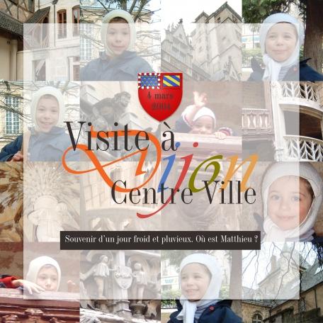 Visite à Dijon